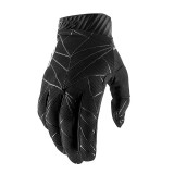 Мотоперчатки 100% Ridefit Glove Black/White