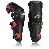 Защита коленей Acerbis IMPACT EVO 3.0 black/red