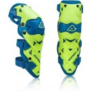Защита коленей Acerbis IMPACT EVO 3.0 yellow/blue
