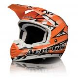 Acerbis Шлем кроссовый X-FIBER ATOMIC orange