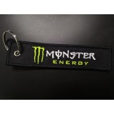 Брелок Monster Energy black