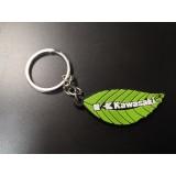 Брелок Kawasaki leaf