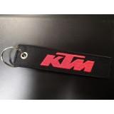 Брелок KTM black-red