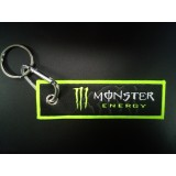 Брелок Monster Energy Green