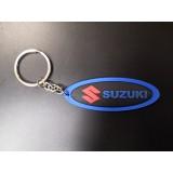 Брелок Suzuki oval