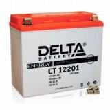 Аккумулятор мото CT12201 20A/h (YTX20L-BS/YTX20HL-BS/YB16L-B/YB18L-A)