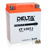 CT1207.1 (YTX7L-BS) 12v 7Ah