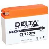 Аккумулятор мото CT12025 2.5A/h (YT4B-BS)