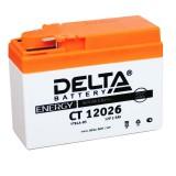 Аккумулятор мото CT12026 2.5A/h (YTR4A-BS)