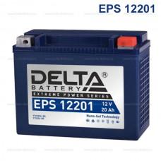 EPS12201 (YTX20L-BS, YTX20HL-BS) 12v 20Ah