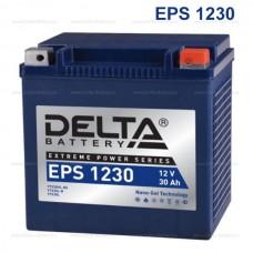Аккумулятор мото EPS1230 30A/h (YTX30HL-BS/YTX30L-B/YTX30L)