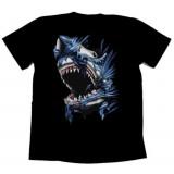 Футболка байкерская SHARK TEARTHROUGH