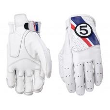 FIVE Перчатки TEXAS бело/синие