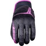 Мотоперчатки FIVE RS3 REPLICA женские black pink