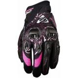 Мотоперчатки FIVE STUNT EVO REPLICA WOMAN flover pink