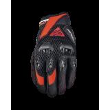 Мотоперчатки FIVE STUNT EVO AIRFLOW black/red