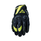 Мотоперчатки FIVE STUNT EVO AIRFLOW black-fluo-yell