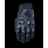 Мотоперчатки FIVE STUNT EVO LEATHER AIR black