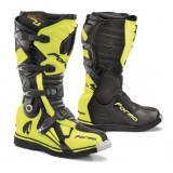 Мотоботы FORMA PREDATOR 2.0 BLACK/YELLOWFLUO