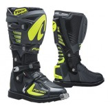 Мотоботы FORMA PREDATOR 2.0 ANTHRACITE/YELLOWFLUO