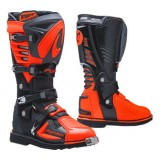 Мотоботы FORMA PREDATOR 2.0 BLACK/ANTHRACITE/ORANGE