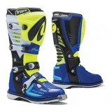 Мотоботы FORMA PREDATOR 2.0 YELLOWFLUO/WHITE/BLUE