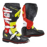 Мотоботы FORMA TERRAIN TX BLK/YELLFLUO/RED
