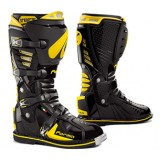 Мотоботы FORMA PREDATOR BLACK/YELLOW
