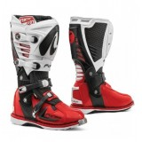 Мотоботы FORMA PREDATOR 2.0 BLACK/WHITE/RED