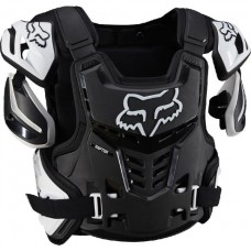 Защита панцирь Fox Raptor Vest Black/White