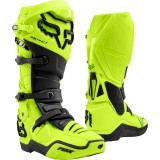 Мотоботы Fox Instinct Boot Flow Yellow