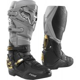 Мотоботы Fox Instinct Boot Grey/Black