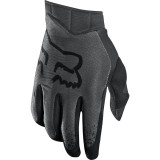 Мотоперчатки Fox Airline Moth Glove Black/Grey