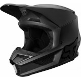 Мотошлем Fox V1 Matte Helmet Black