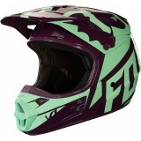 Мотошлем Fox V1 Race Helmet Green