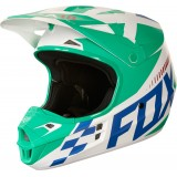 Мотошлем Fox V1 Sayak Helmet Green