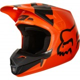 Мотошлем Fox V2 Mastar Helmet Orange