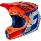 Мотошлем Fox V3 Creo Helmet Orange