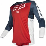Мотоджерси Fox 180 Przm Jersey Navy/Red