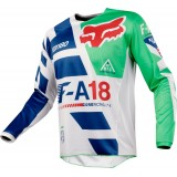 Мотоджерси Fox 180 Sayak Jersey Green