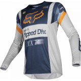 Мотоджерси Fox 360 Murc Jersey Light Grey