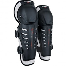 Наколенники Fox Titan Race Knee Guard Black