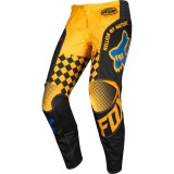 Мотоштаны Fox 180 Czar Pant Black/Yellow