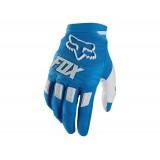 Перчатки Fox Dirtraw blue