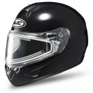 Шлем HJC CL-16E BLACK Зимний с подогревом