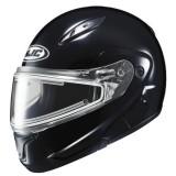 Шлем HJC CL-MAX II METAL BLACK Зимний с подогревом