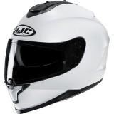 Шлем HJC C 70 PEARL WHITE