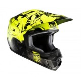 HJC CS-MX 2 GRAFFED MC4HSF