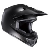 HJC CS-MX 2 FLAT BLACK