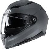 Шлем HJC F70 STONE GREY